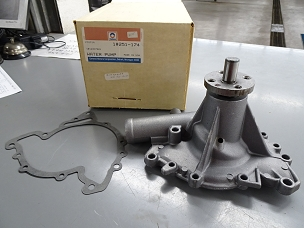 Delco/GM Water Pump NOS 12307821, 251-174 $45.00