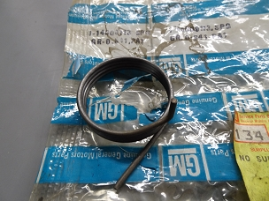 Spring NOS 14009113 $ 4.00 part is discontinued