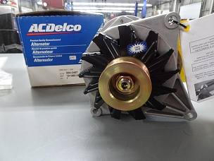 ACDelco Reman Alternator NOS 19136015, 88864267, 334-2457, 334-2457A $110.00