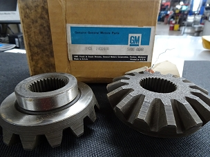 Side Gear NOS 2402600 $40.00 for 2pcs