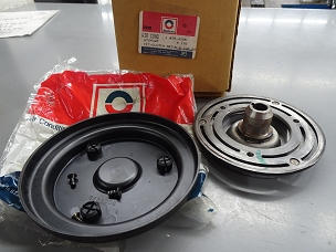 Delco AC Clutch Drive & Cover Kit NOS 2724325, 15-4305 $20.00