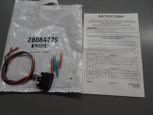NEW FUEL PUMP WIRE HARNESS 25385194 $11.50
