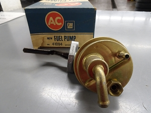 ACDELCO FUEL PUMP NOS 41094, 6474263 $ 45.00