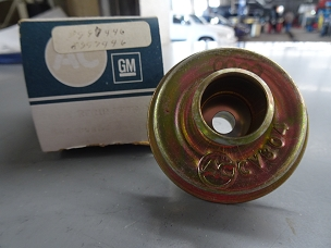 GM 350 5.7 DIESEL PVC CRANKCASE VALVE NOS #8997446 $20.00 + SHIPPING
