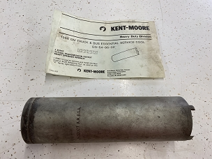KENT-MOORE J-35907 TRANSMISSION SPANNER WRENCH 117 MM