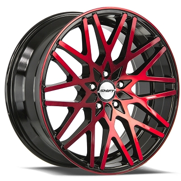 Shift Formula H32 Wheel 18x8, H32852035GBMR